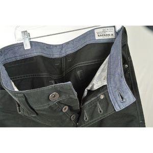 Diesel Jeans - Diesel jeans men 29 x 33 Safado A dark greenish gr